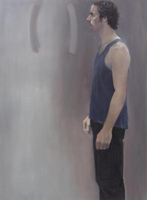 Untitled (Self-Portrait); 2001