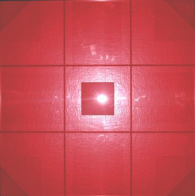 Red Painting #1; 2004
