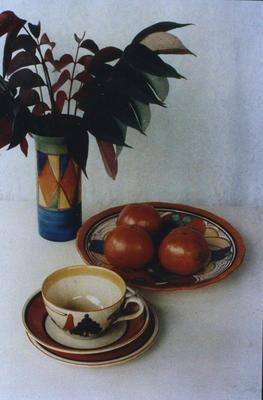 Persimmons; 1987