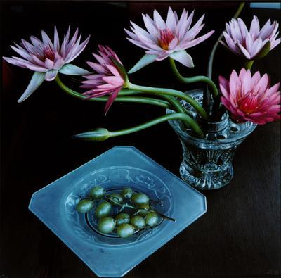 Water Lillies; 1987